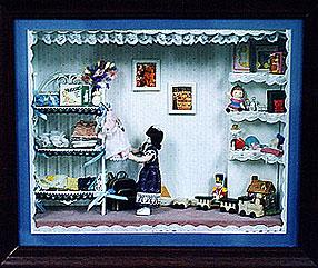 Miniature Room Boxes